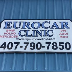 Eurocar Clinic Get Quote Auto Repair 6148 Hanging Moss Rd