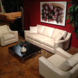 Urban leather 48 photos 11 reviews furniture shops for G furniture houston tx