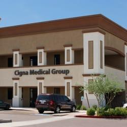 Cigna Medical Group Family Practice 3530 S Val Vista Dr Gilbert