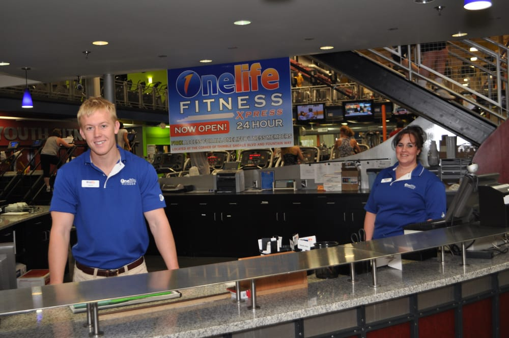 Photos for Onelife Fitness - Newport News Gym - Yelp Onelife Fitness