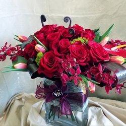 Photo of Rainbow Flowers - San Diego, CA, United States. order at rainbowflowersca