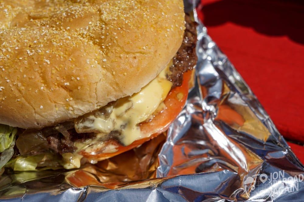 Big Bubba Burgers: 18471 E State Rt 3, Allyn, WA