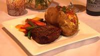 Buffalo Grill: 12375 N Hwy 77, Newkirk, OK