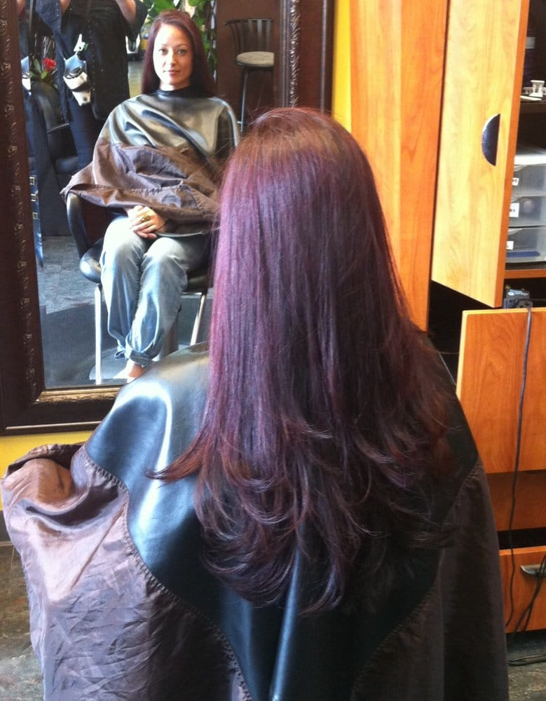 The compliments never end too bad red doesn 39 t last yelp for 5th avenue salon redwood city