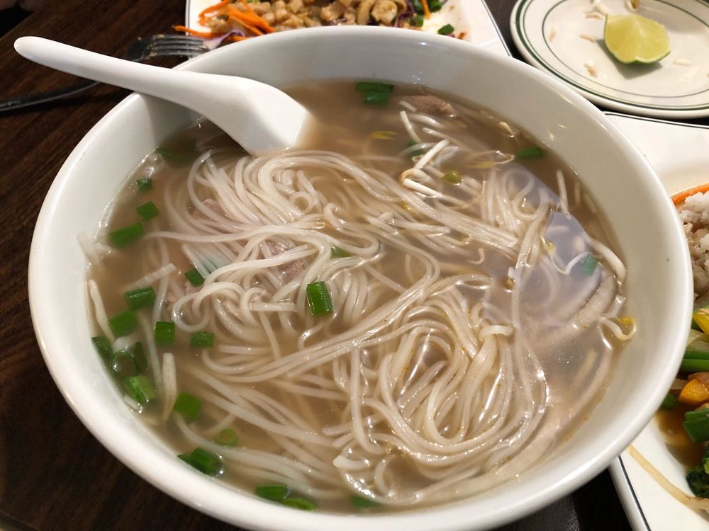 Pho and Thai Restaurant: 775 W Evergreen Ave, Palmer, AK
