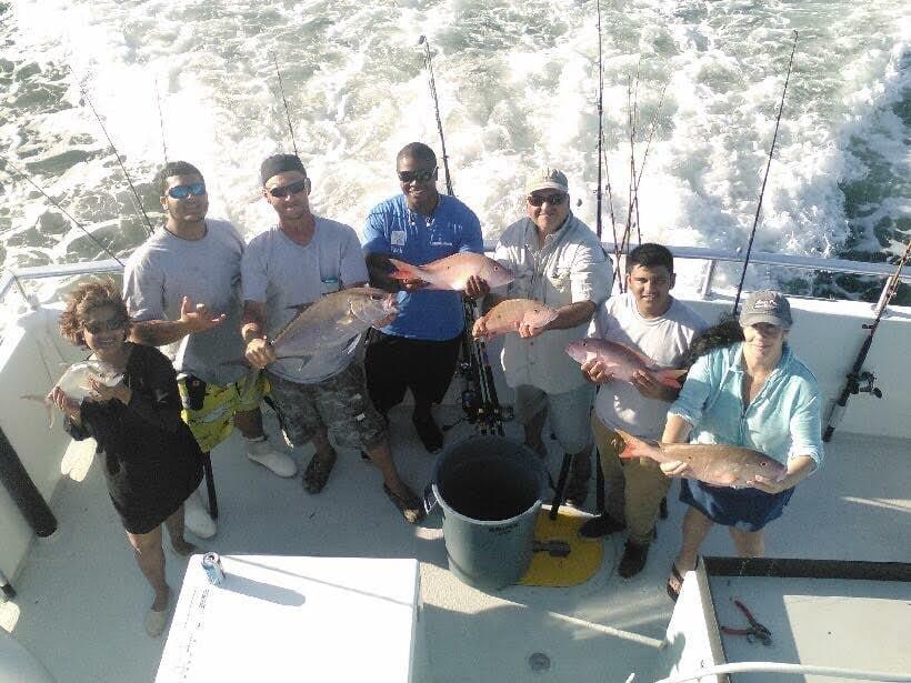 Photos for sea legs marina deep sea fishing yelp for Hollywood florida fishing