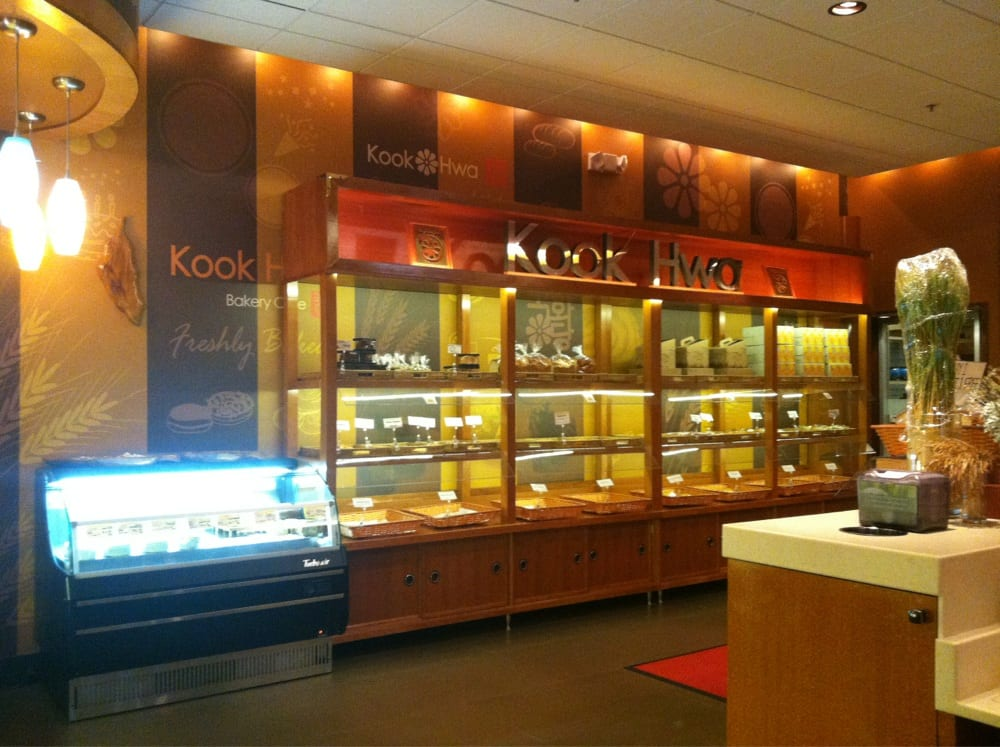 Kook Hwa Bakery Cafe Paramus Nj