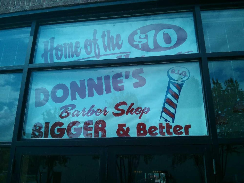 Donnie's Barbershop: 164 W State St, Sharon, PA