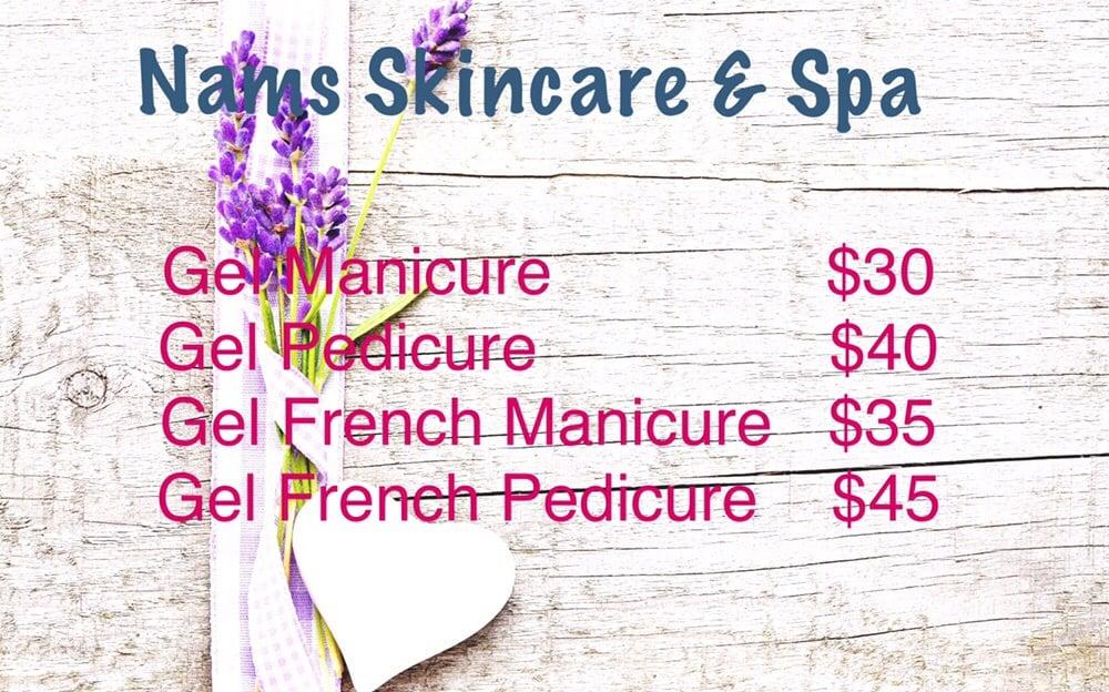Nams Skin Care Spa New York Ny