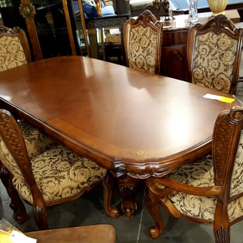 Photo Of Home Consignment Center   Folsom, CA, United States. Beautiful  Formal Table