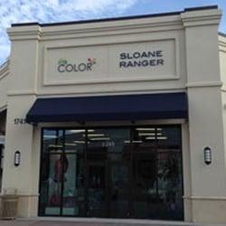 all for color sloane ranger