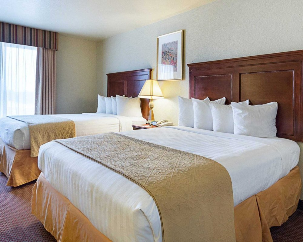 Quality Inn & Suites: 3430 W Loop 289, Lubbock, TX