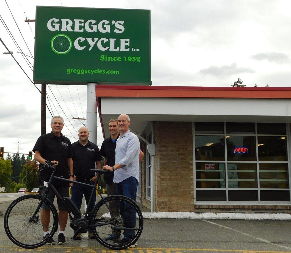 Gregg's Lynnwood Cycle