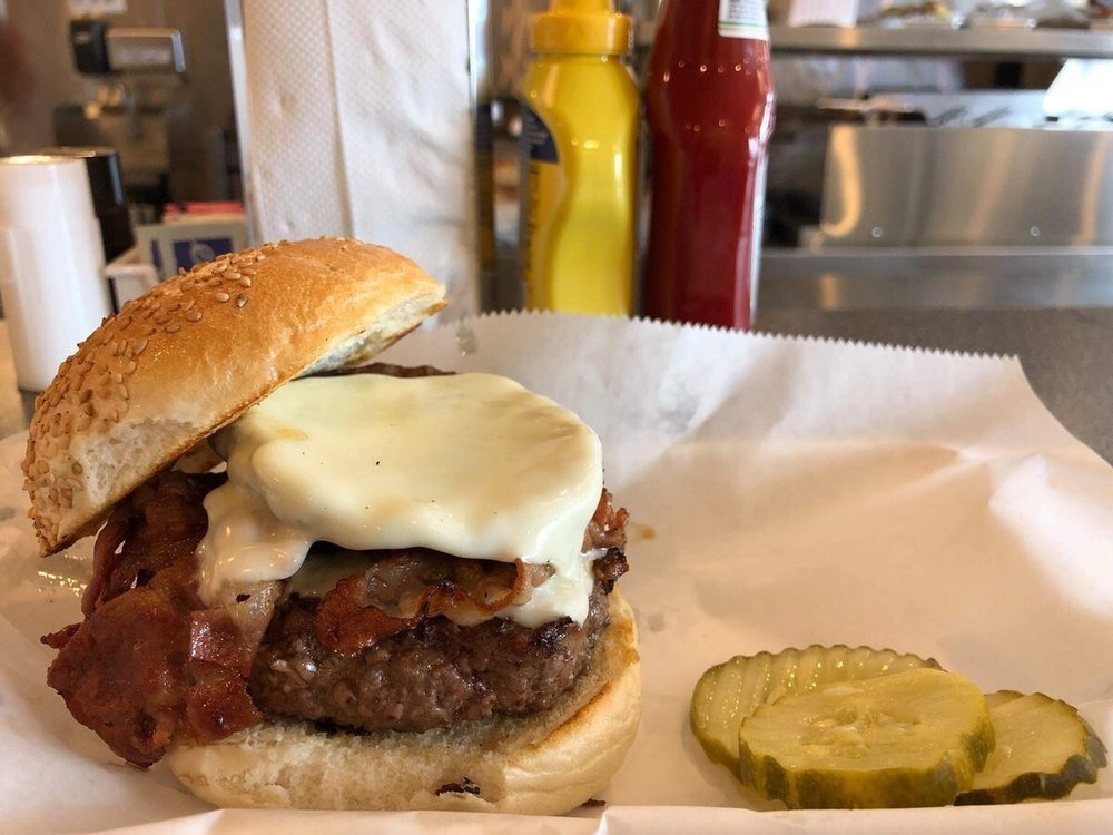 Bricker's Burgers and more...