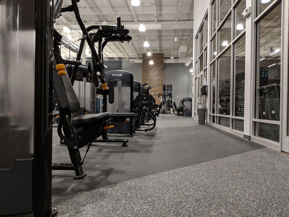 O2 Fitness - Holly Springs