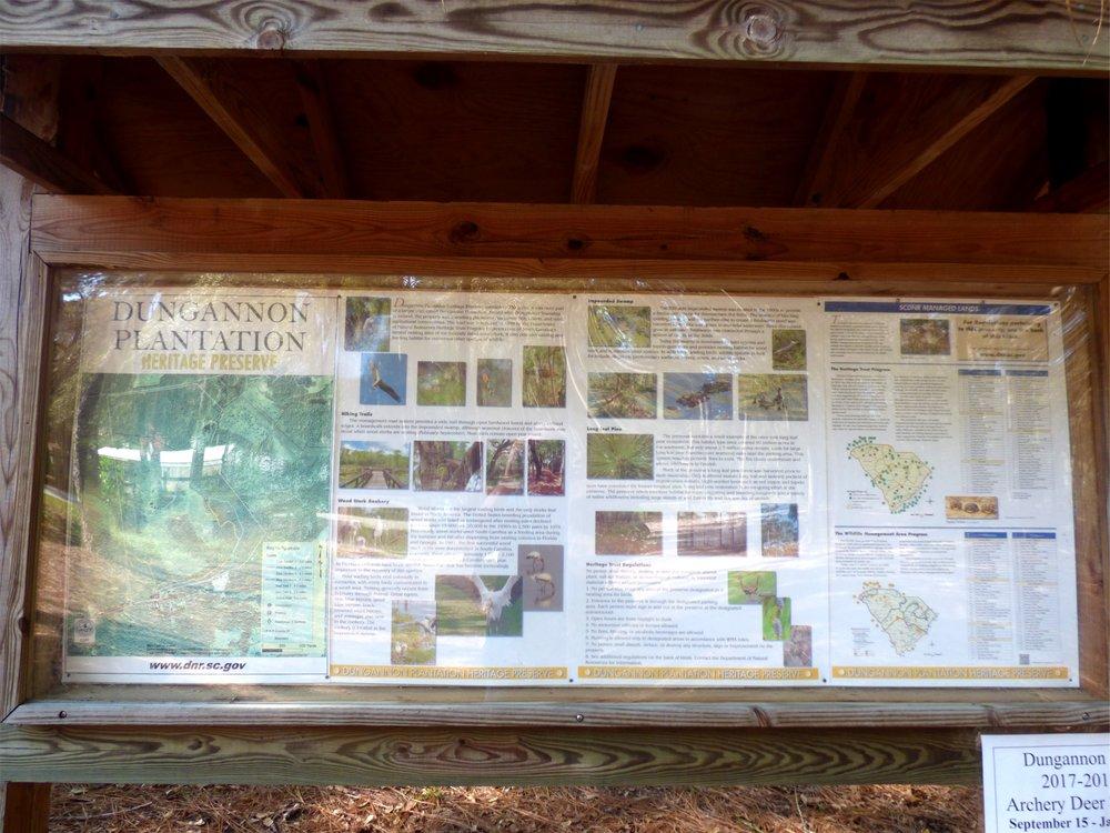 Dungannon Heritage Preserve: SC-162, Hollywood, SC
