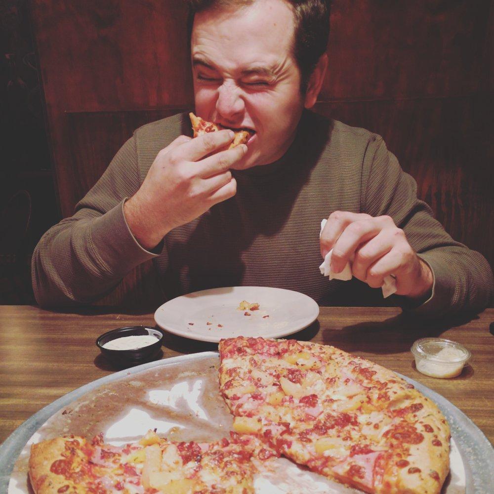Hounddog's Three Degree Pizza
