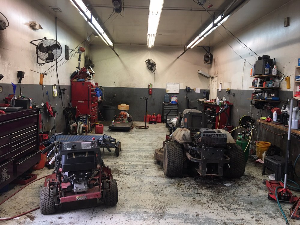 Sterling Mower Repair: 22005 Shaw Rd, Sterling, VA