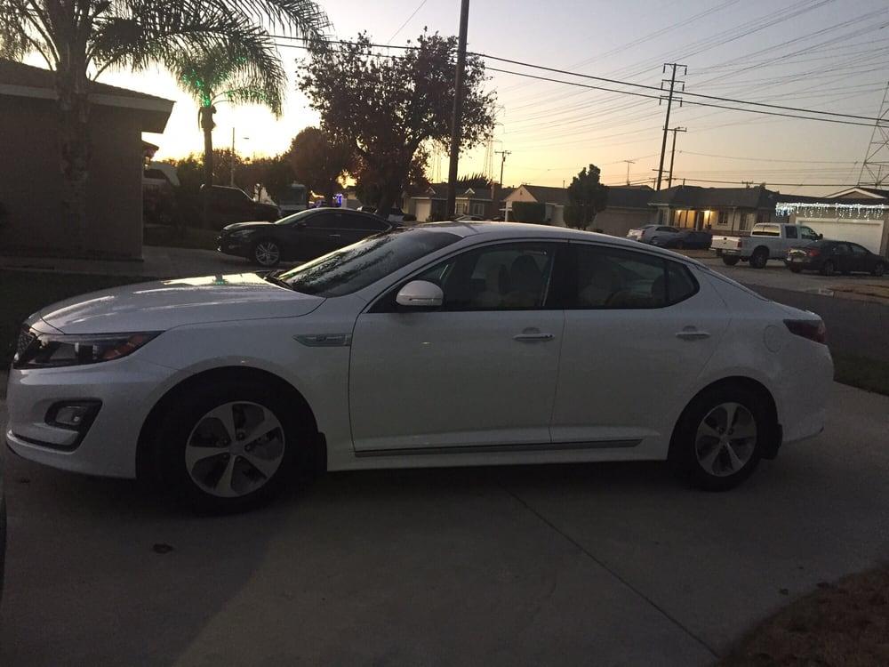 Kia Huntington Beach - Kia Optima Hybrid - I am truly ...
