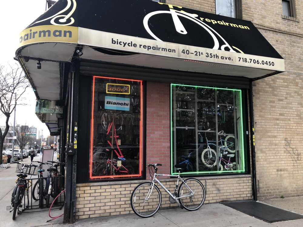 Bicycle Repairman Corp