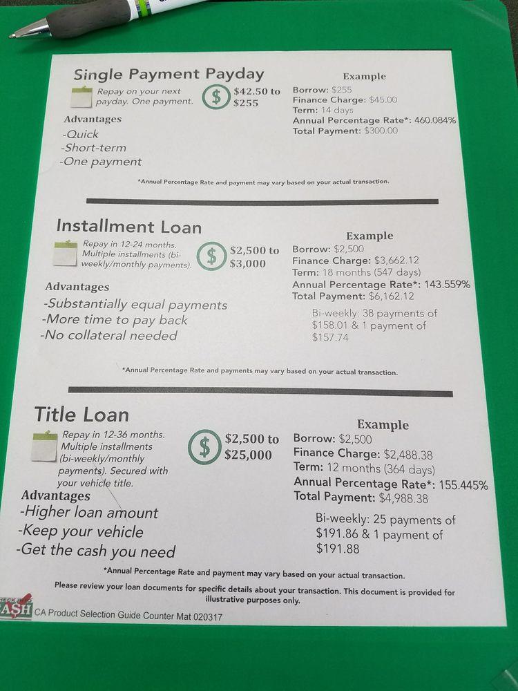 Pta cash advance form photo 5