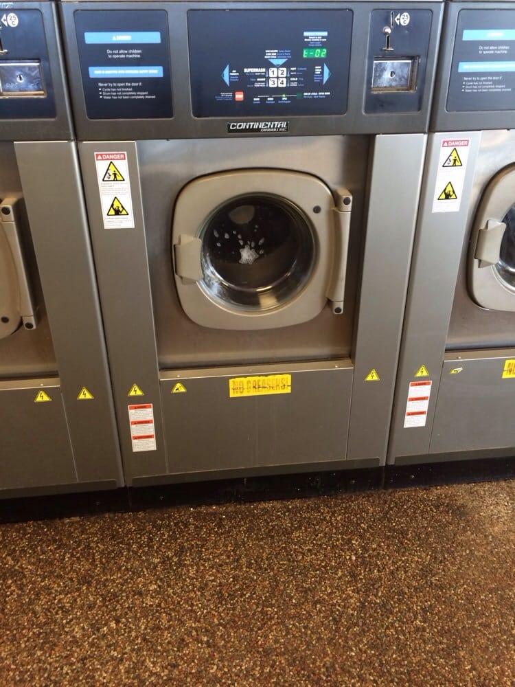 Watford Express Laundry Center: 1101 2nd Ave SE, Watford City, ND