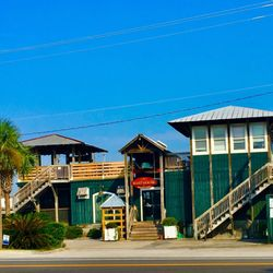 Photo Of Boathouse At Breach Inlet Isle Palms Sc United States