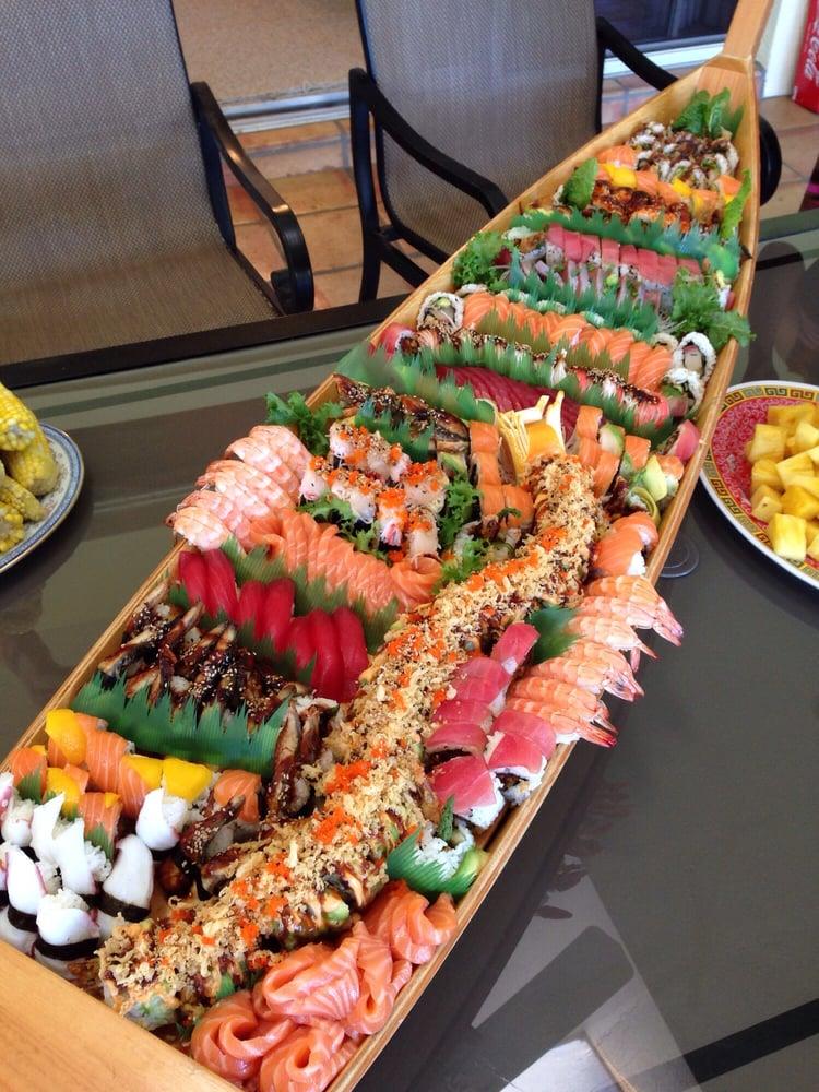 Sushi Roll Restaurant Near Me