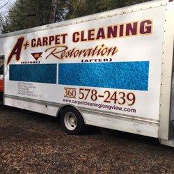 Photo Of A+ Carpet U0026 Furniture Cleaning   Longview, WA, United States