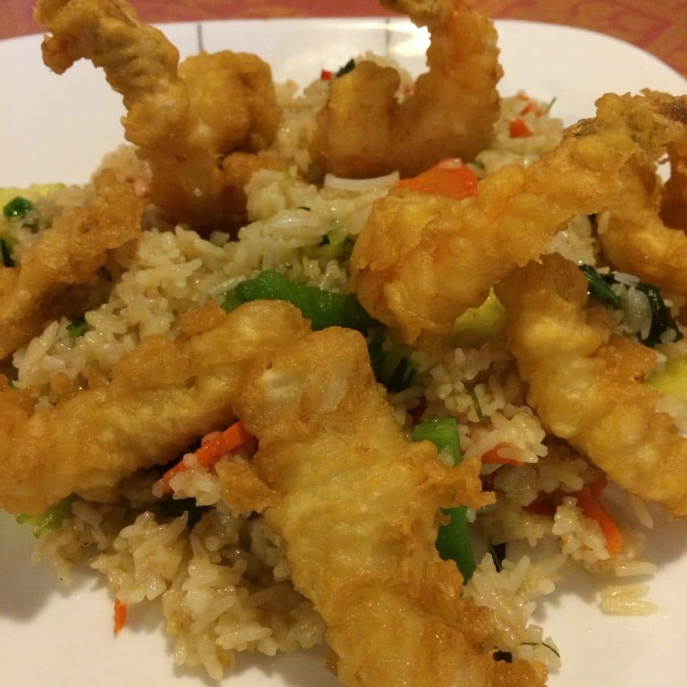 Fried rice with prawns calamari yelp for At home thai cuisine