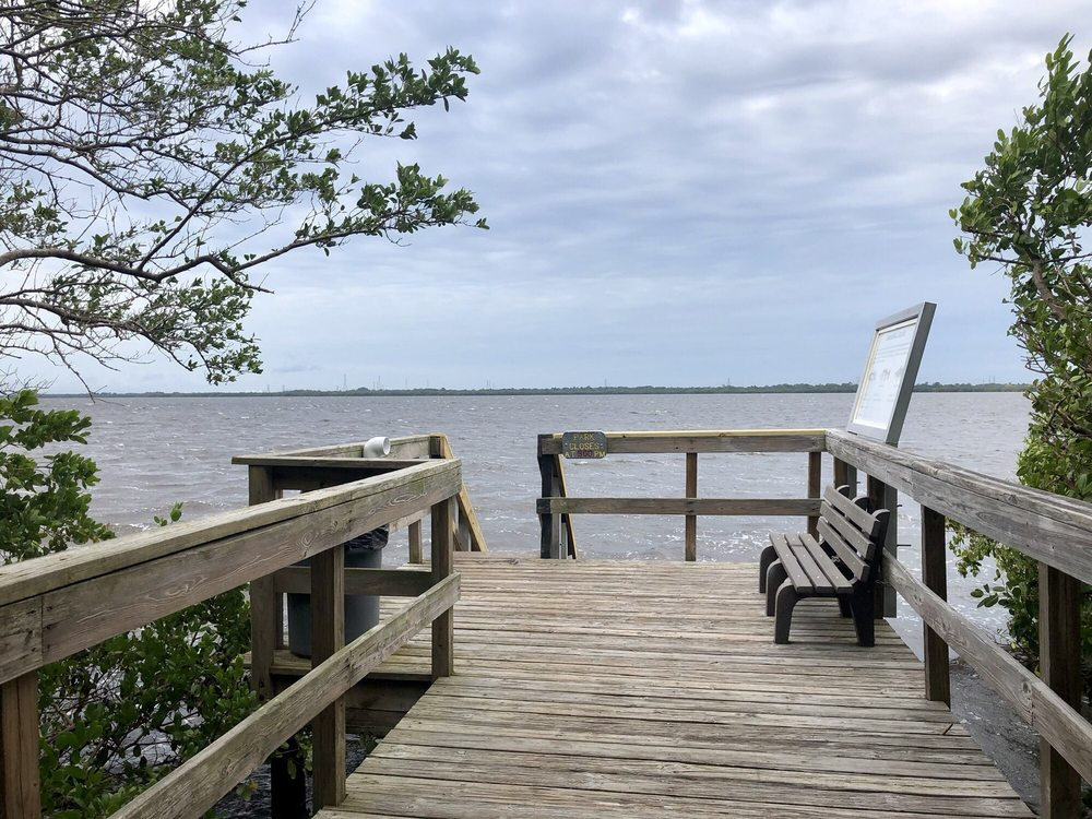 Upper Tampa Bay Regional Park: 8001 Double Branch Rd, Tampa, FL
