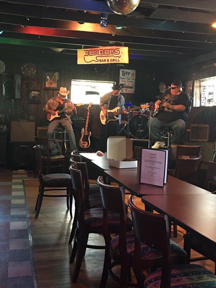 Benders Bar & Grill: 409 E Northwater St, Silver Lake, WI