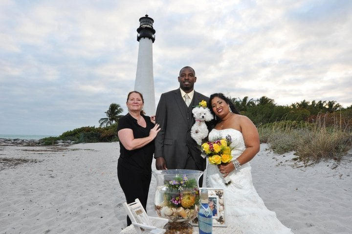 Photo Of Barefoot To Elegant Wedding Officiants Homestead Fl United States New