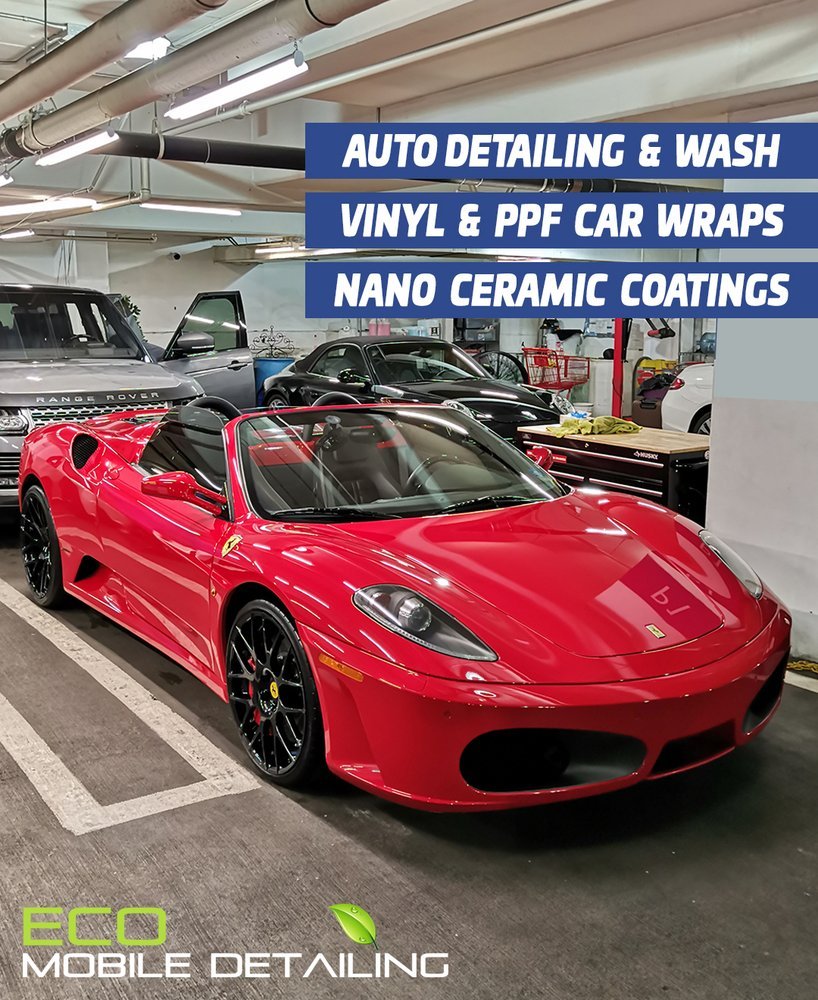 Eco Mobile Detailing