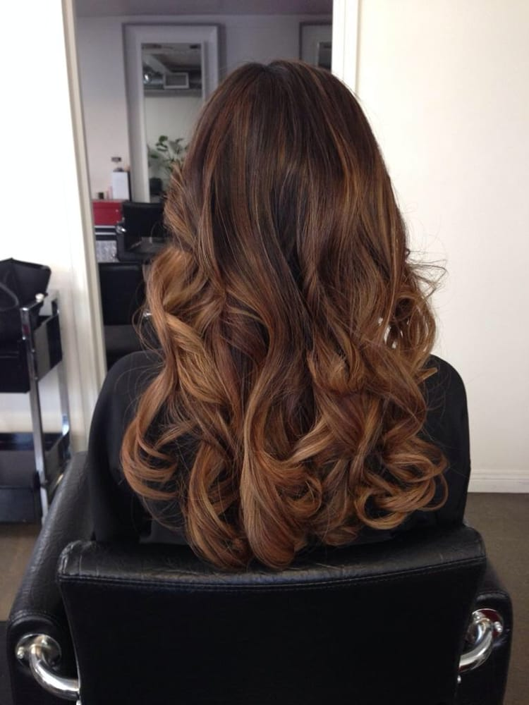 Photos For Nikki Hair Cut Hair Color Balayage Yelp