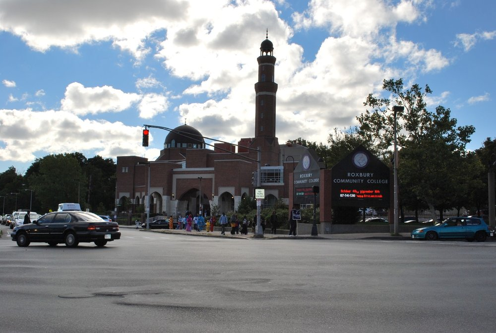 Islamic Society of Boston Cultural Center: 100 Malcolm X Blvd, Boston, MA
