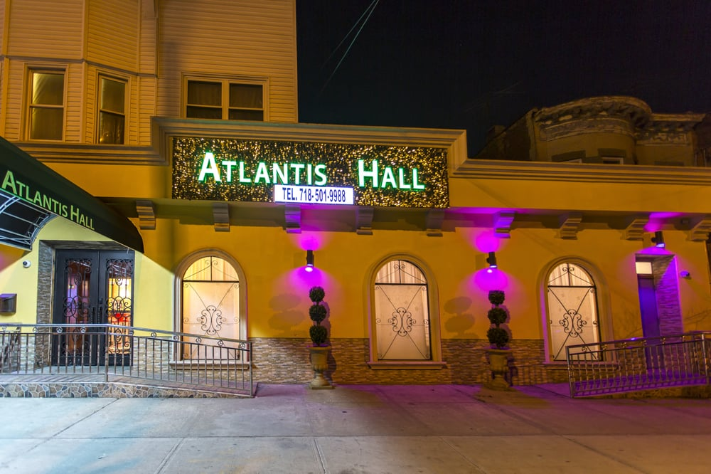 Atlantis Hall