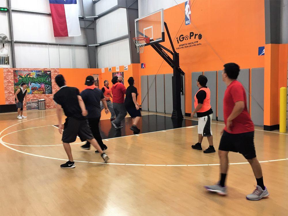 Igopro Sports Facility: 8811 Fairbanks North Houston Rd, Houston, TX