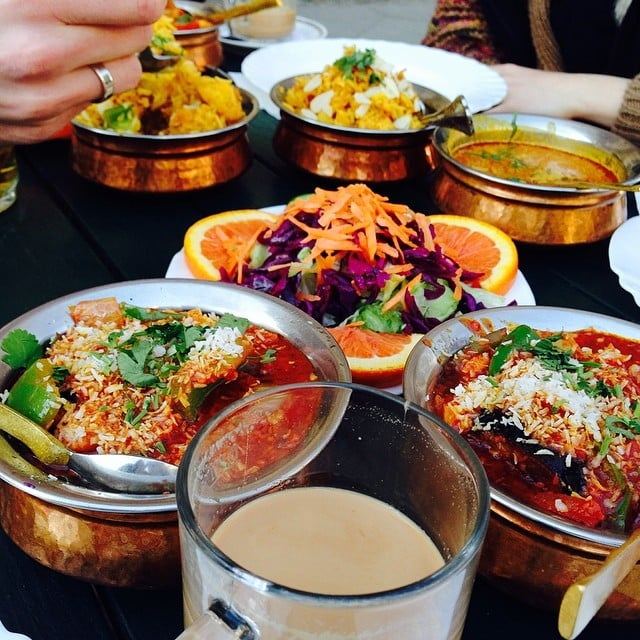 Great Pakistan / Indian food at Seth Restaurant, Berlin - Yelp