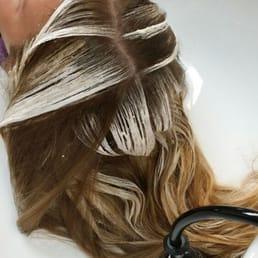 Emily razowski of finest haircutters hair stylists 1044 main photo of emily razowski of finest haircutters watertown ct united states balayage pmusecretfo Images