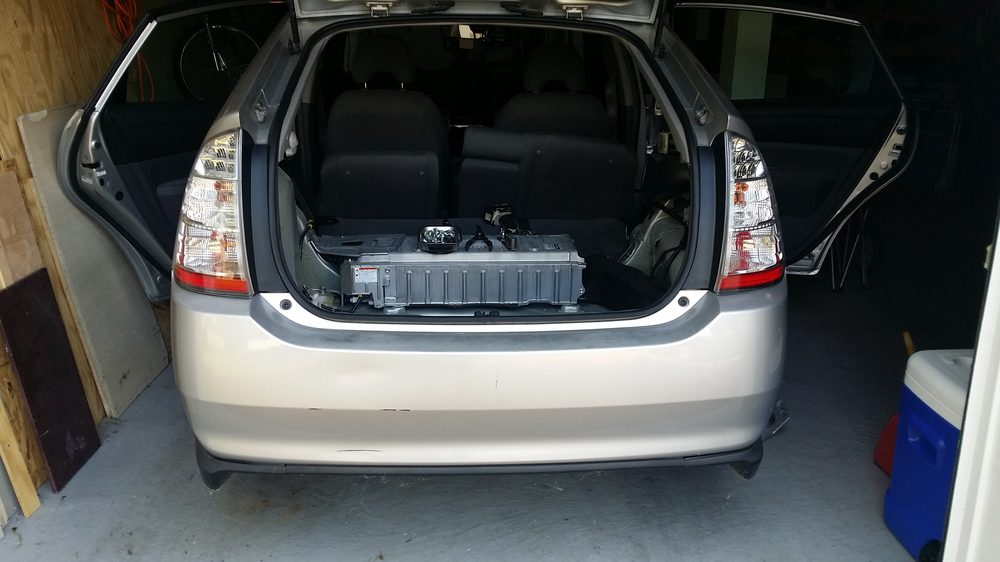 Photo Of Hybrid Restoration Memphis Tn United States 2006 Toyota Prius