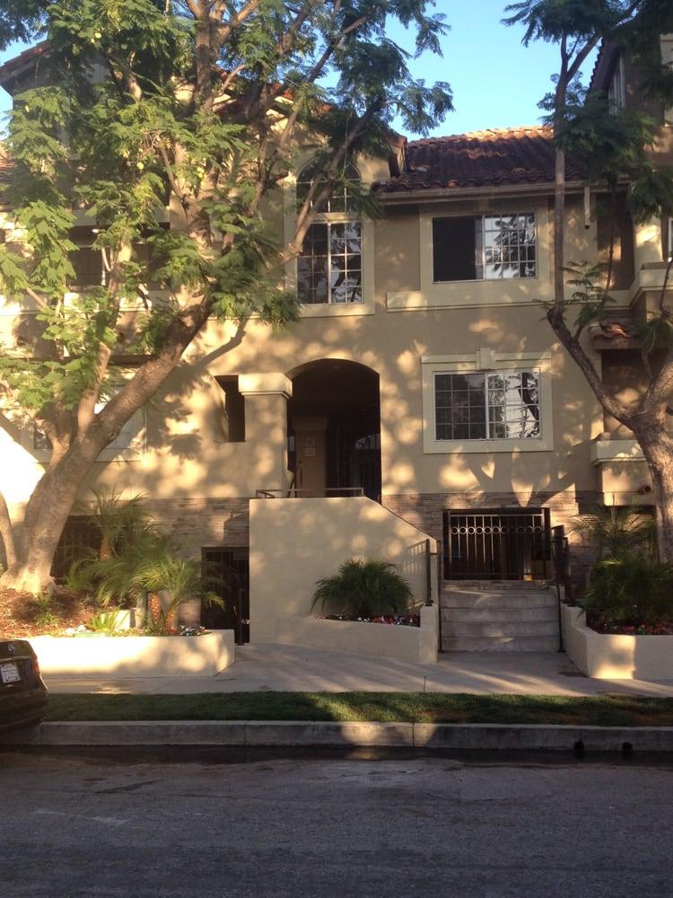 Craner Villa Apartments 4824 Craner Ave North Hollywood Los Angeles CA