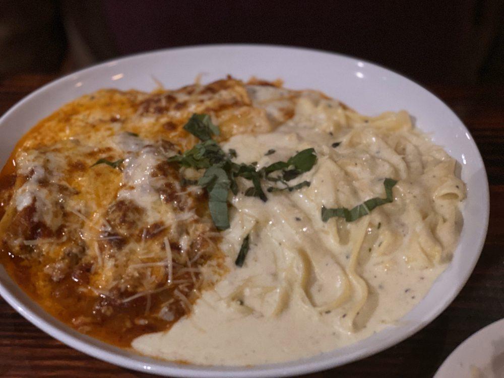 Pastafina Italian Restaurant: 1045 E Lowell Ave, Cave Springs, AR