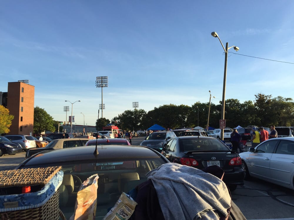 Michael A Carroll Track & Soccer Stadium