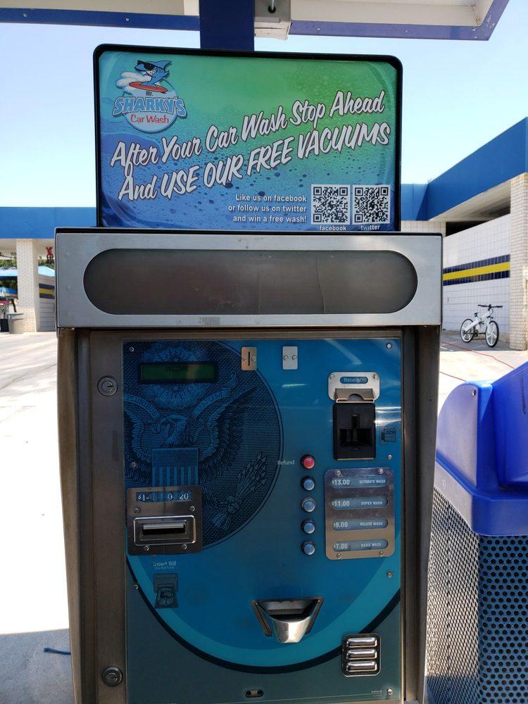 Mr Sharky's Car Wash: 12000 Ranch Rd 620 N, Austin, TX