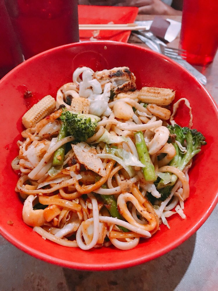 Genghis Grill: 3805 Northdale Blvd, Tampa, FL