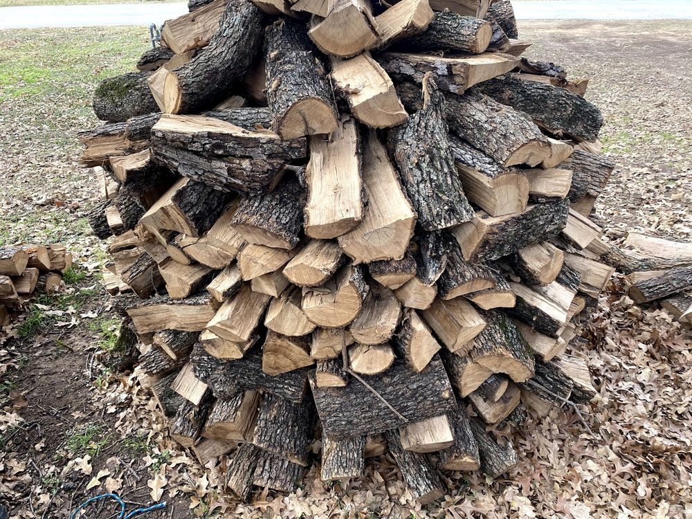 Prater's Quality Firewood: Forest Hill, TX