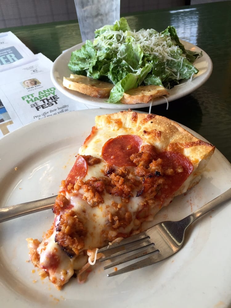 9 pizza lunch buffet the freret jet mon fri 11 30 2pm choice rh yelp com  sicily pizza buffet new orleans