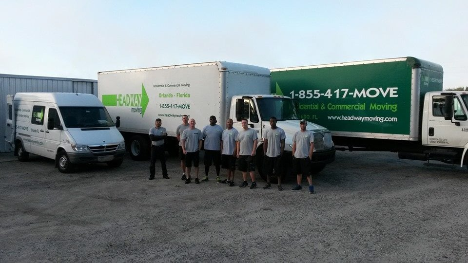 Headway Moving: 601 Hillview Dr, Altamonte Springs, FL