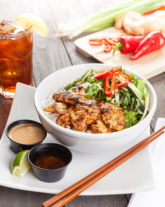 Asian street meat gob